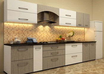 Straight Modular Kitchen Designs Salem